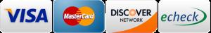 card check brand logos